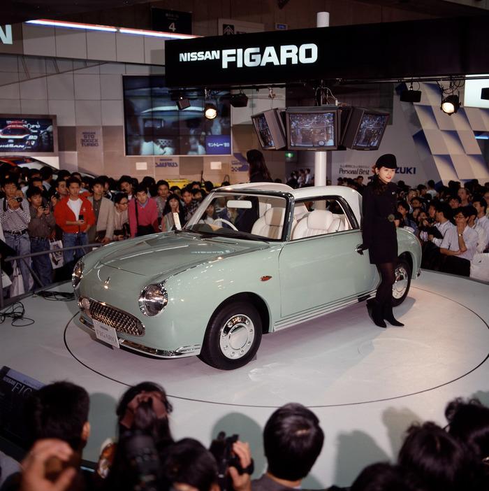 Tokyo Motor Show '1989 - Nissan Tokyo, Авто, Nissan, Автосалон, 1989, Токио, Длиннопост