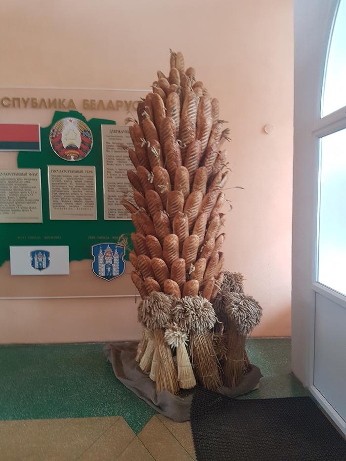 Хлебное дерево Хлебное, Батон