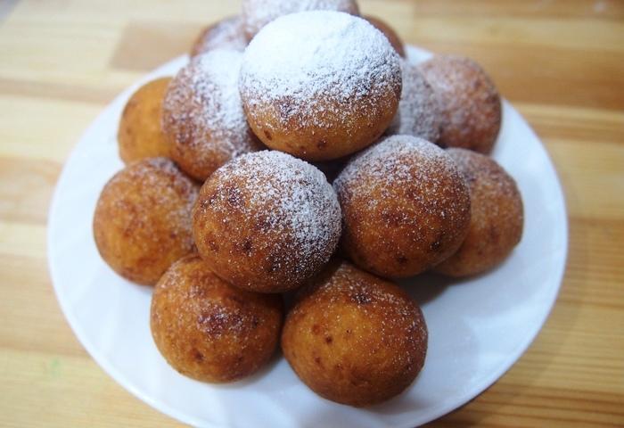 Творожные шарики Творожные шарики, Еда, Вкусно, Десерт, Длиннопост