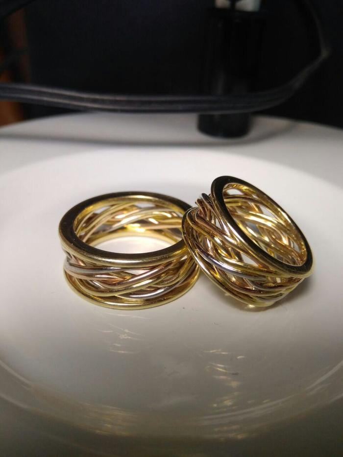 Кольца Обручальное кольцо, Золото, Мастерство, Свадьба, Фотография