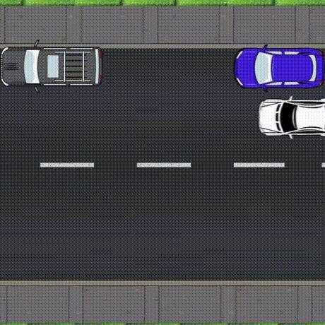 Лайфхак о том, как правильно парковаться