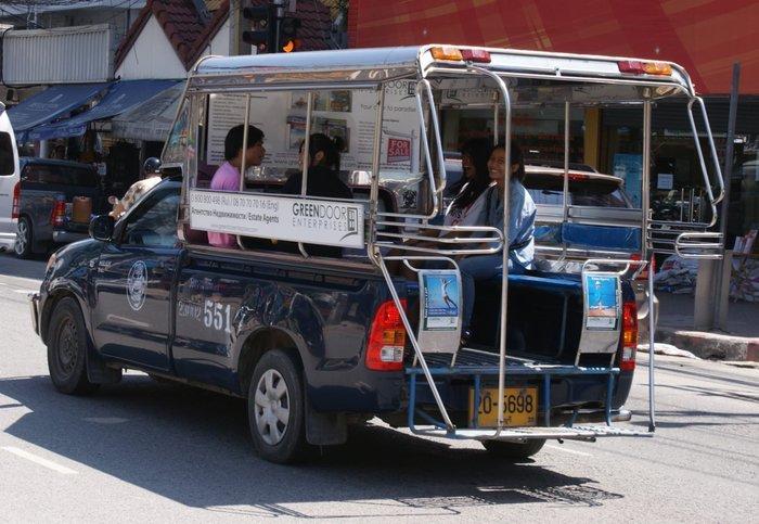 Таиланд глазами зимовщика: о транспорте, еде и рынках Таиланд, Зимовка, Путешествия, Длиннопост, Паттайя, Пхукет, Удаленная работа