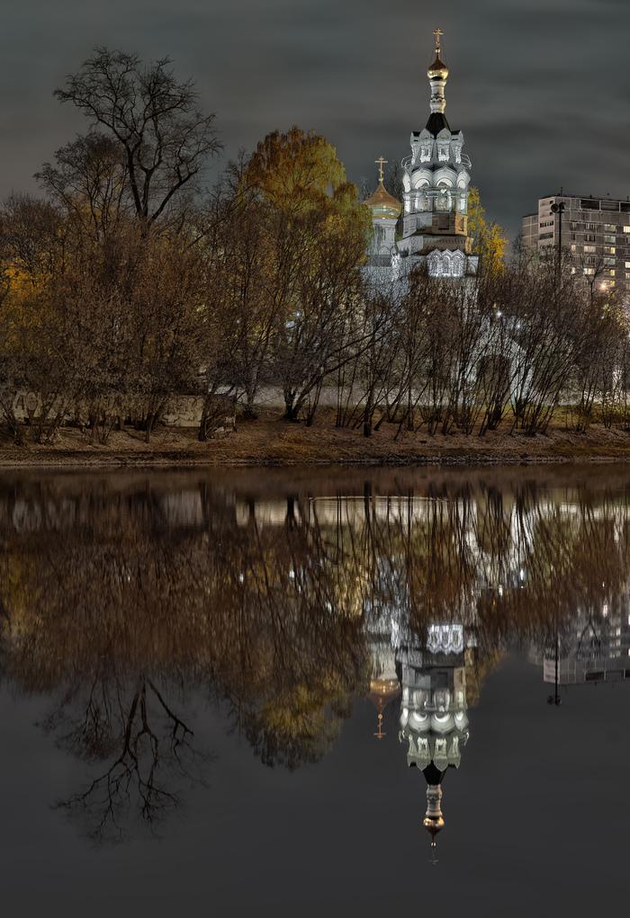 Храм Пророка Ильи, что в Черкизово
