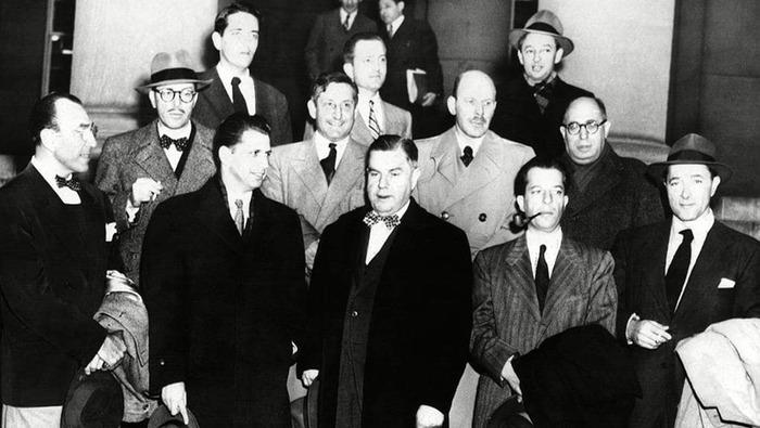 Как из-за одного сенатора Чарли Чаплин навсегда уехал из США Маккартизм, История кино, История, Длиннопост