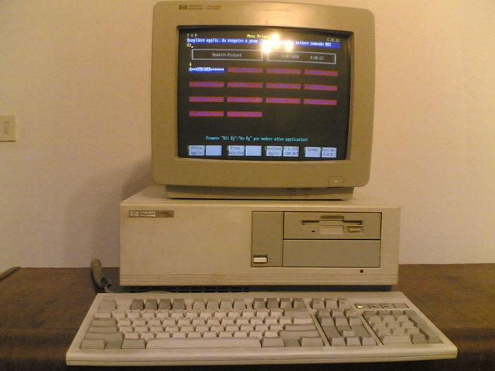 История IT глазами ребенка. Часть 2: IBM PC AT Воспоминания из детства, Компьютерные игры, DOS, Windows, Длиннопост, 90-е, Детство 90-х, Wolfenstein