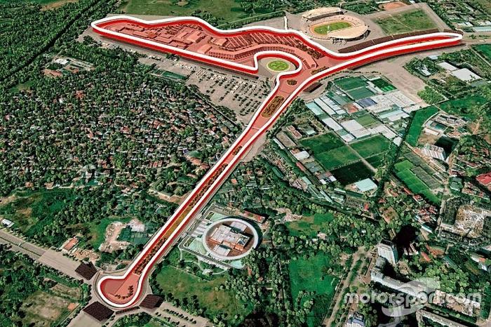 Формула-1 едет во Вьетнам Формула 1, Автодром, Трасса, Новости, Гонки, Авто, Автоспорт, Вьетнам