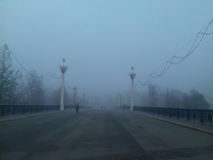 Туман Туман, Фотография, Орел