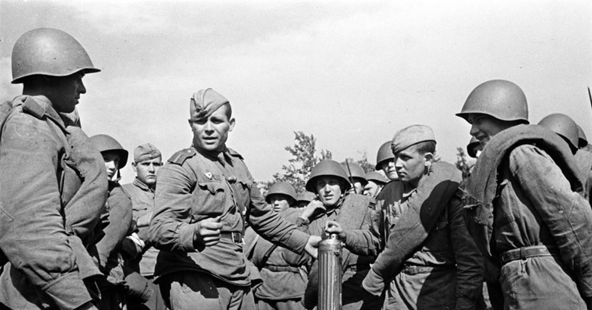 Великая Отечественная Война 1941-1945. №15