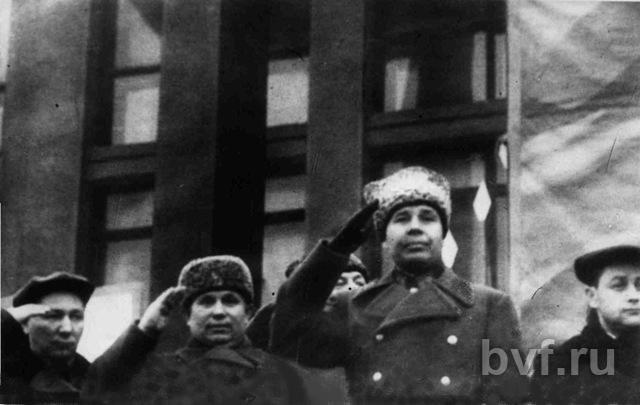 Парады 1941 года , 7 ноября Парад, Великая Отечественная война, Воронеж, Москва, Куйбышев