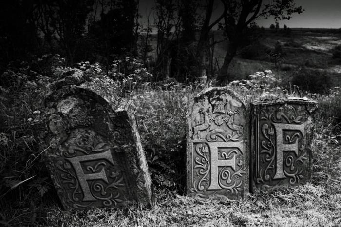Кладбища в недалёком будущем