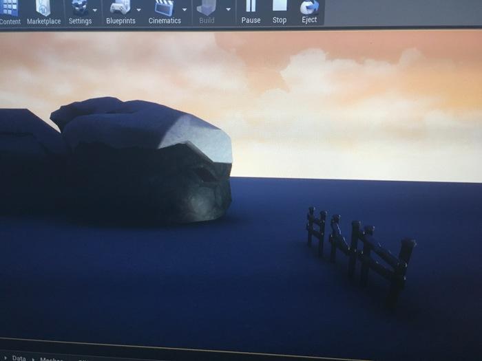 Вопрос по солнцу в Unreal engine 4. Unreal Engine 4, Вопрос, Помощь, Без рейтинга, Текст