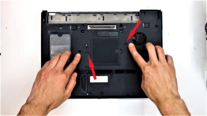 Один из лучших ноутбуков в плане обслуживания Ноутбук, Чистка, Пыль, Не ремонт, Видео, Инструкция, Фотография, Длиннопост