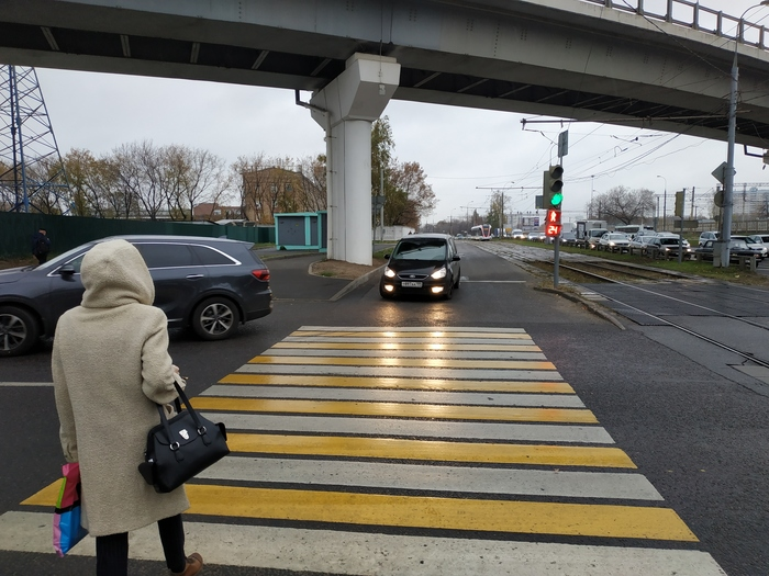 Ошибочка, б..ть. Разметка, Ошибка, Шутка, Дорожные рабочие, Москва, Пешеходный переход