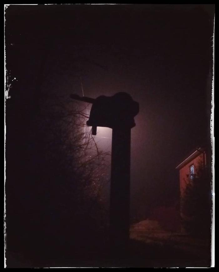 Случайная встреча в туманную ночь