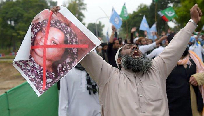 Новость о самой мирной религии Ислам, Пакистан, Религия, Богохульство