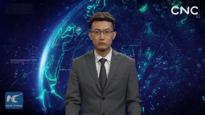 Xinhua - искусственный интеллект, ведущий новостную передачу Искусственный интеллект, Телеведущие, Китай, Технологии, Новости, Видео