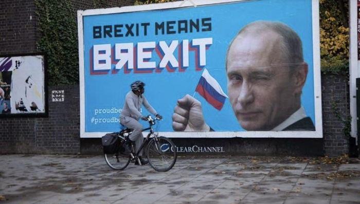Агитация в Лондоне Агитация, Англия, Политика, Путин, Плакат, Агитационный плакат, Brexit