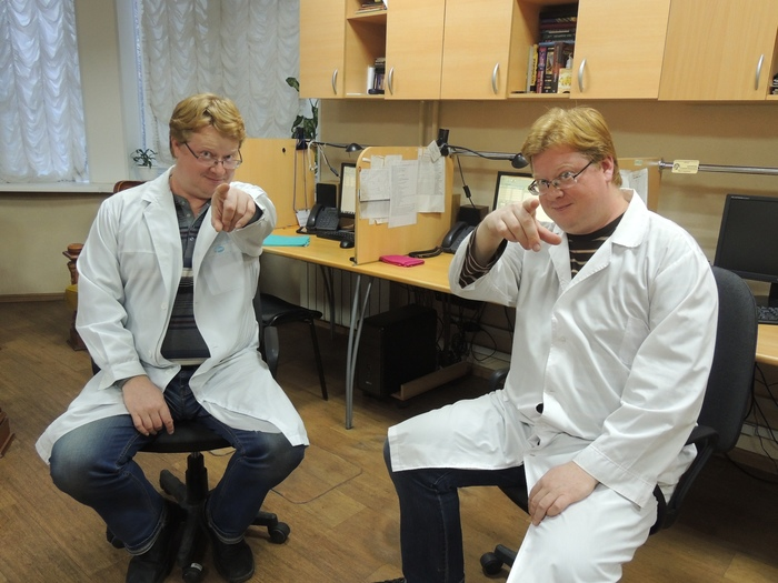 Близнецы из челябинской больницы идут на рекорд: вдвоем обрабатывают сотни кардиограмм в сутки Медицина, Близнецы, Челябинск, Длиннопост