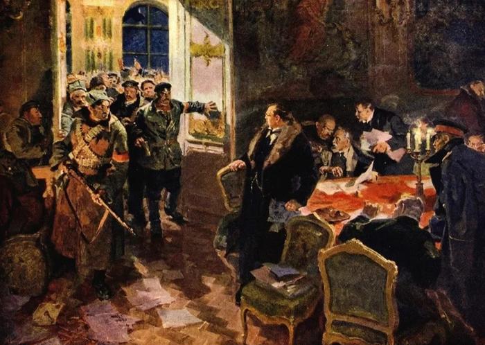 Семь уроков Октябрьской революции, которые никто не учит Революция, История, 7 ноября, Политика, Общество, Длиннопост