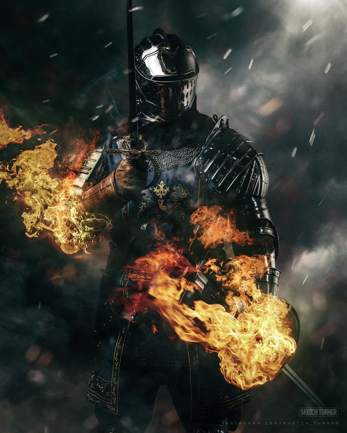 Elite Knight Set Dark Souls, Dark Souls 2, Dark Souls 3, Косплей, Русский косплей, Рыцарь, Доспехи, Длиннопост