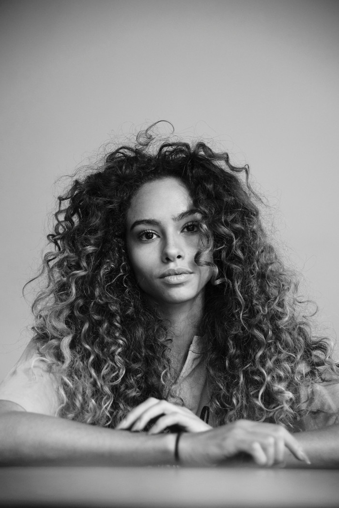 Портреты #35 (ч/б) Красивая девушка, Черно-Белое фото, Портрет, Длиннопост