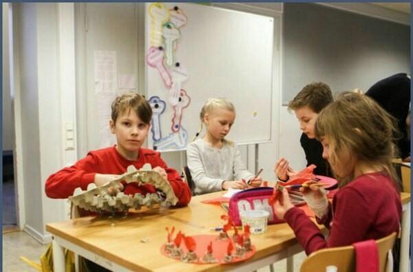 Финская школа - своими глазами Школа, Начальная школа, Учителя и дети, Учитесь, А как у них, Длиннопост