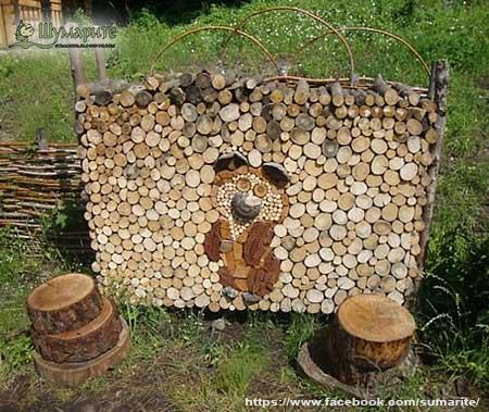 Укладка дров Дрова, Укладка, Длиннопост