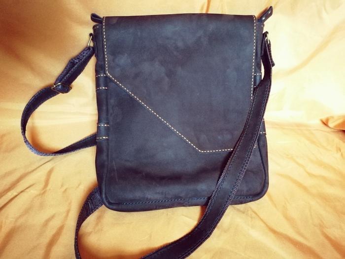 Мужская кожаная сумка. Мужская сумка, Сумка кожаная, Изделия из кожи, Своими руками, Handmade, Длиннопост