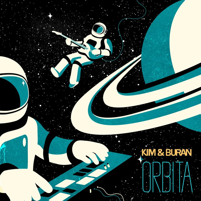 Kim and Buran - Orbita (2016) 80-е, Музыка, Диско, Видео, Длиннопост