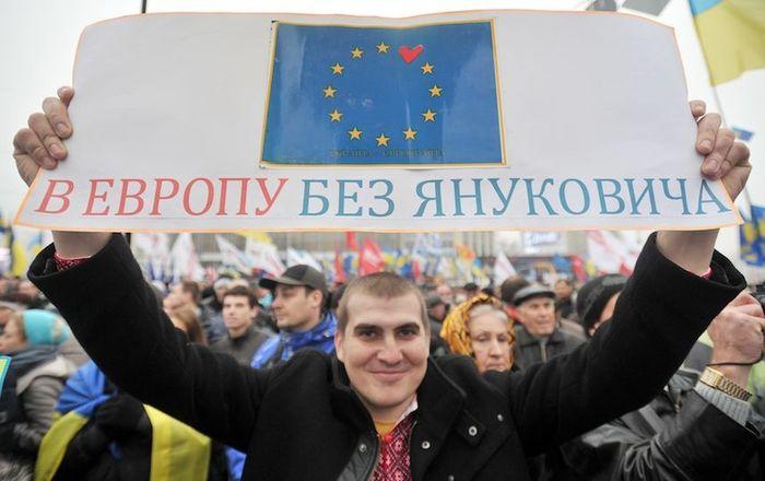 Пять лет назад. Фотография, Прикол, Политика, Янукович, Украина, Длиннопост