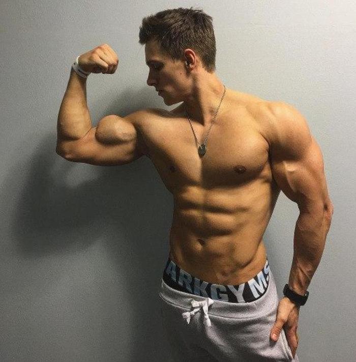 Мотивация к занятию спортом #16 Мужская красота, Торс, Мужчина, Мотивация, Спорт, Мышцы, Видео, Длиннопост