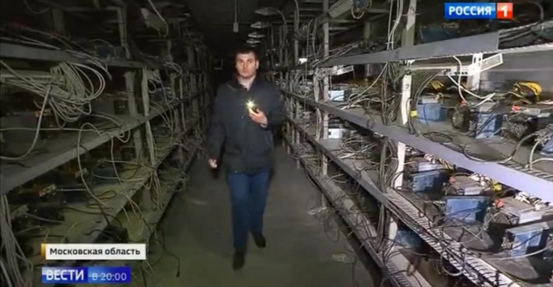 Преступник, находящийся в федеральном розыске, намайнил 30 млн руб. в подвальной криптоферме