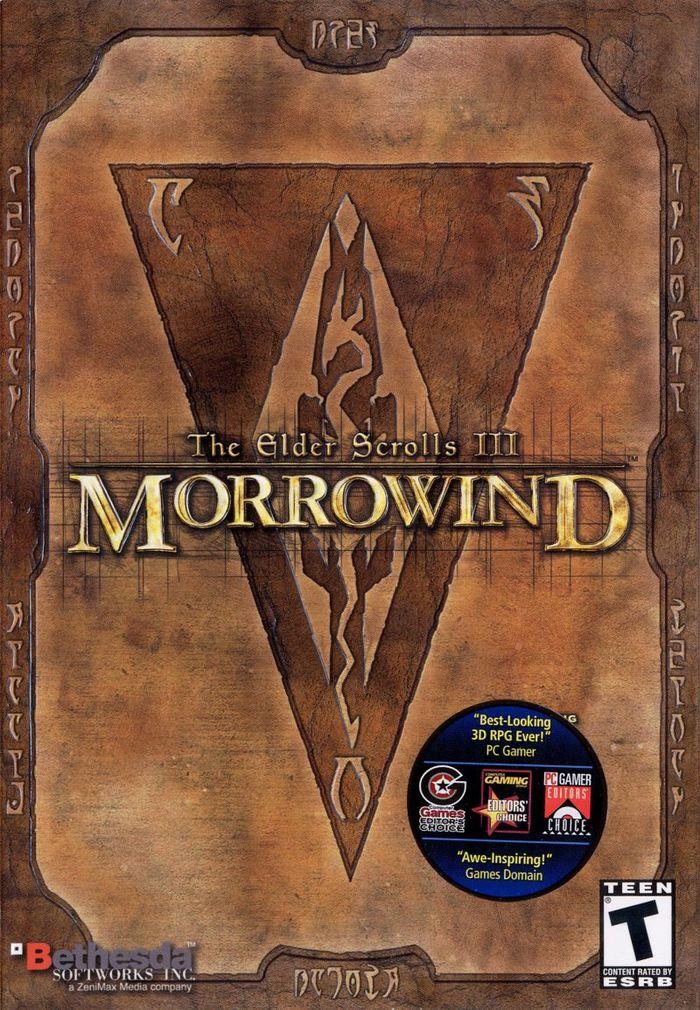 Вспоминая старые игры: The Elder Scrolls III: Morrowind Вспоминая старые игры, Интервь, Игры, The Elder Scrolls 3: Morrowind, Длиннопост, Компьютерные игры