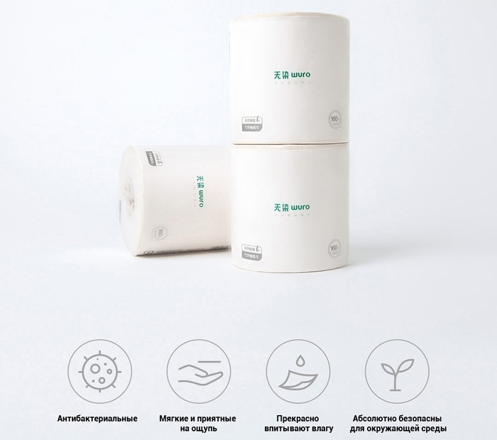 Друзья! ДОЖДАЛИСЬ! Туалетная бумага от СЯОМИ! Качество. Инновации. Цена. Xiaomi, Туалетная бумага, Алиэкспресс распродажа