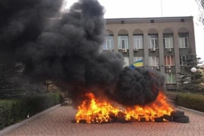 Холодные бунты Украина, Холод, Школа, Больница, Майдан, Покрышки, Политика
