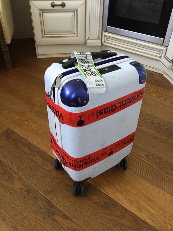Потерял чемодан - получил компенсацию от страховой Страховка, Багаж, Утерянный багаж, Авиакомпания победа, Обмен опытом, Путешествия, Авиаперелеты, Длиннопост