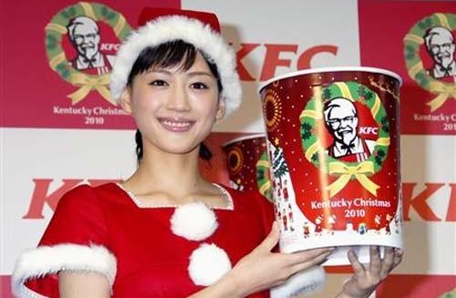 Рождественский тортик в культуре Японии Япония, Девушки, Рождество, Интересное, Торт, Длиннопост