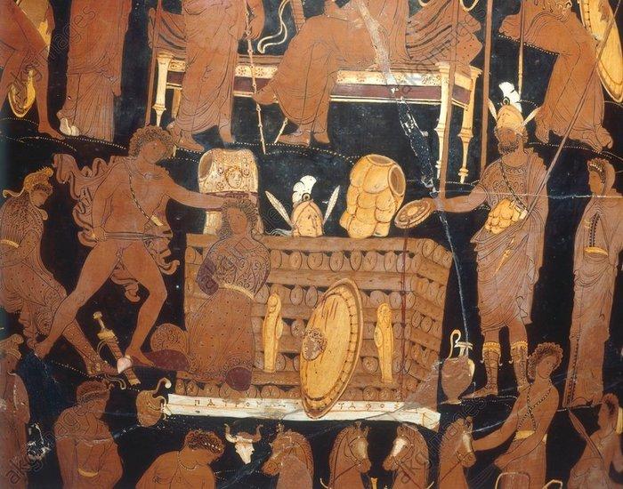 Археоликбез. Заметки о кремации в Боспорском царстве. Длиннопост, Археология, Античность, Погребение, Кремация
