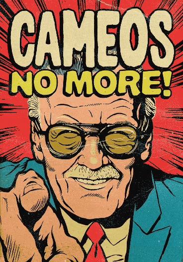 Камео больше не будет