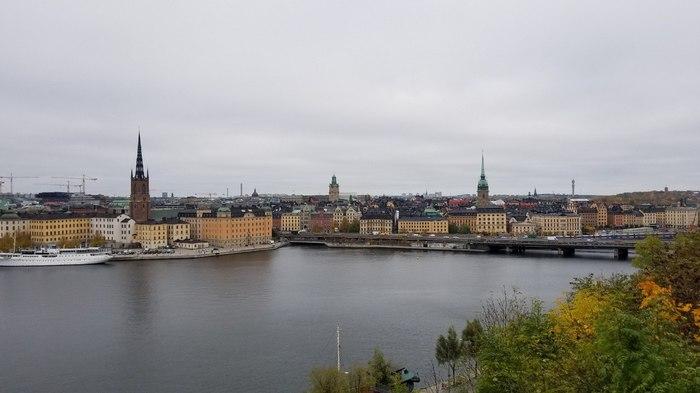 Три дня в Стокгольме: 400-летний корабль, икеа и метро — как найти доступные интересности в крупнейшем городе Скандинавии Путешествие в Европу, Стокгольм, Швеция, Длиннопост, Осень, Хостел, Гостиница