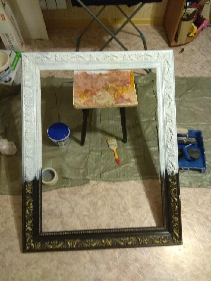 Макияжное зеркало с подсветкой. Своими руками, Ручная работа, Рукоделие, Длиннопост