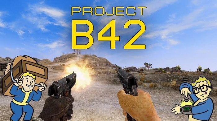 Project B42 - Огромный разрабатываемый мод для Fallout New Vegas Мод, Модификации, Игры, Компьютерные игры, Fallout, Fallout: New Vegas, Невероятно, Видео, Длиннопост