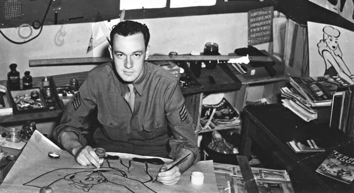 Комиксы на войне: что Стэн Ли рисовал для армии США Длиннопост, История, Война, Стэн Ли