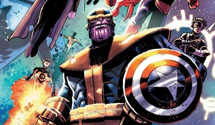 Лучшие альтернативные истории Marvel Marvel, Комиксы, Альтернативная история, Мстители, Танос, Каратели, Веном