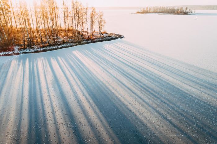 Тень The National Geographic, Фотография, Снег, Свет, Тень