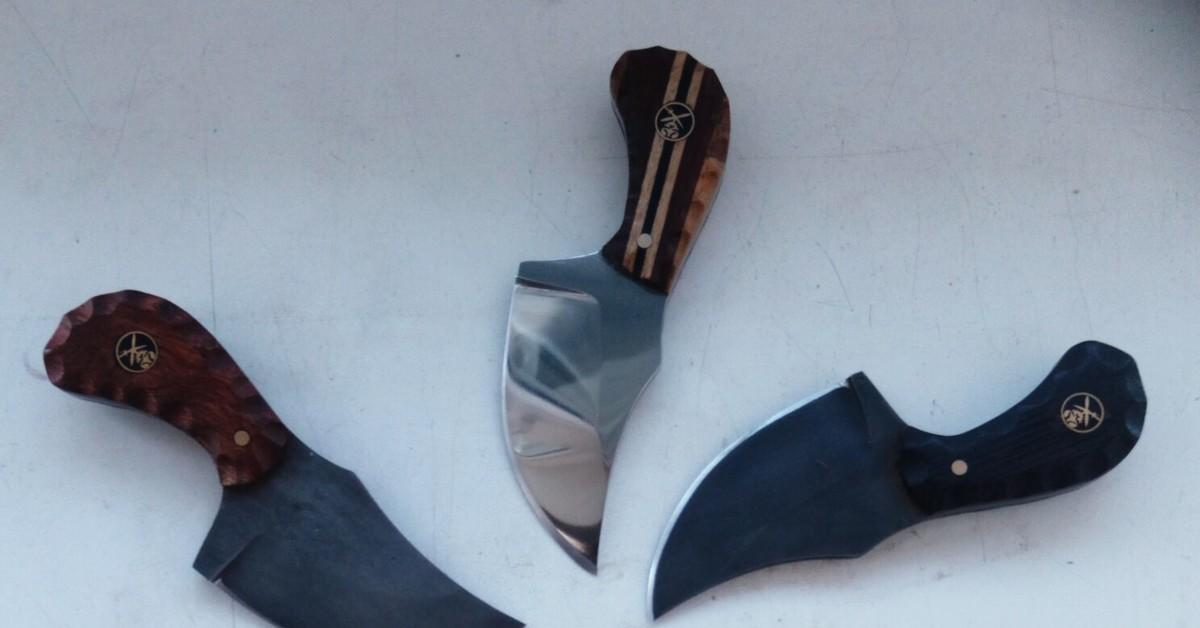 Ножи-шейники Abney Park.