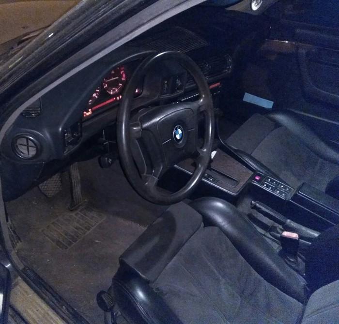 Моя Е34 М50В25 Vanos, ноябрь 1994 Е34, BMW е34, Длиннопост