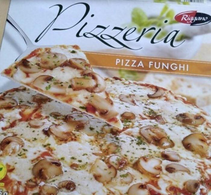 Бесконечная пицца