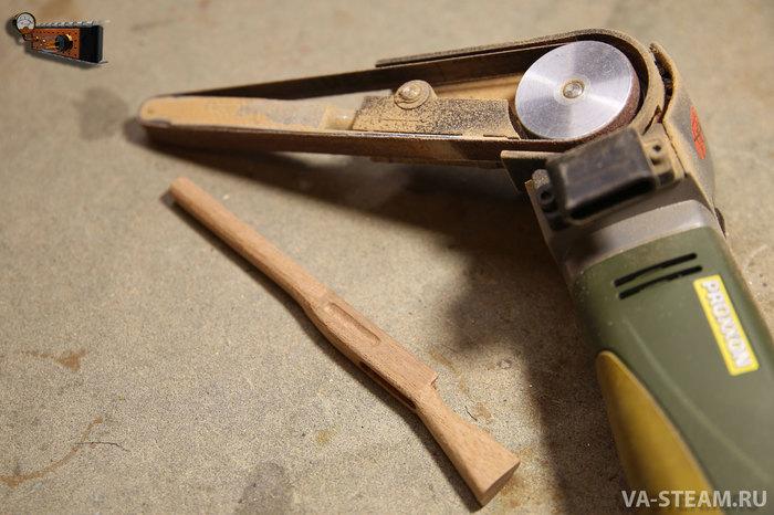 Трёхлинейная авторучка Мосина образца 1891 года Ручка, Винтовка Мосина, Видео, Длиннопост, Самоделки, Своими руками