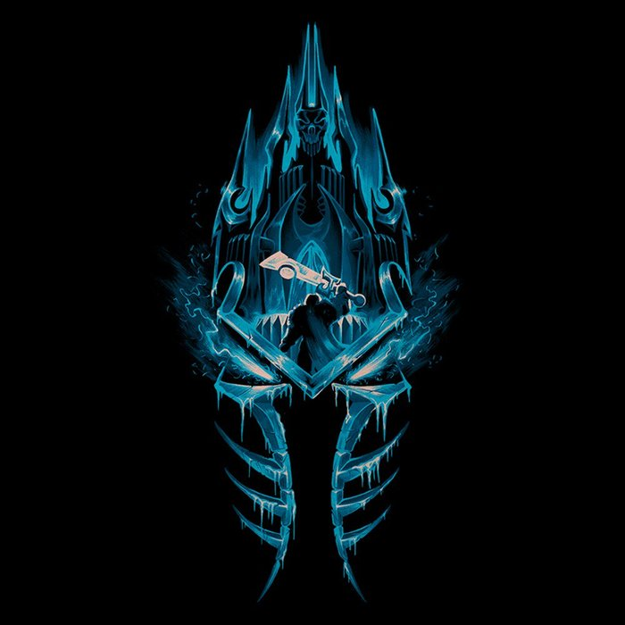 Wrath of the lich king.